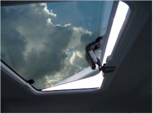 The sunroof