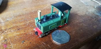 Second-hand Jouef HO-Scale Loco